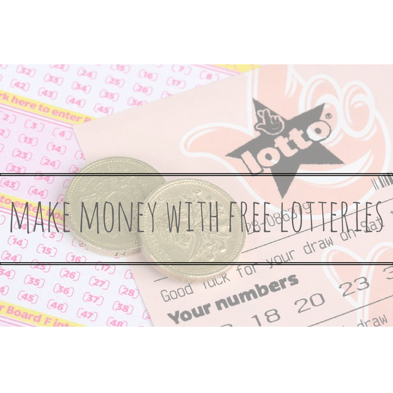 make-money-with-free-lotteries